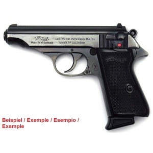 Walther Modell PP